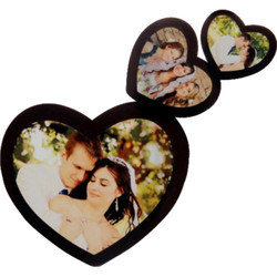 Heart Shape Sublimation Frame