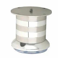 R-5407 CD Gloss Stainless Steel Sofa Leg