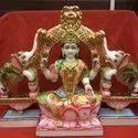 Indian God Ganesh-lakshmi Statue