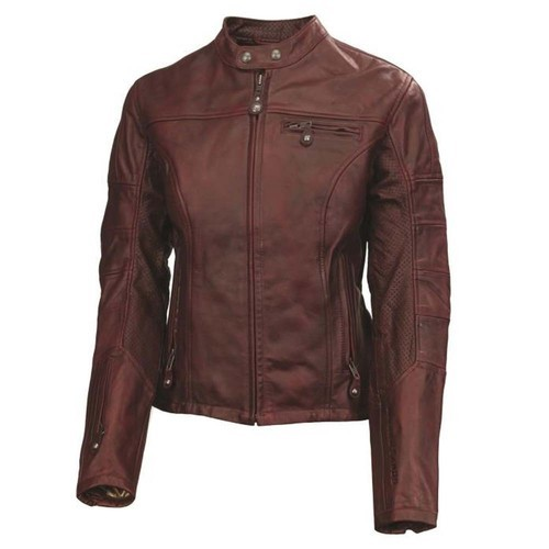 Ladies Leather Jacket, Women Leather Jackets, Womens Leather Jackets,  लेडीज़ चमड़े का जैकेट - Noor Leather Fashion, New Delhi   ID: 19994534873