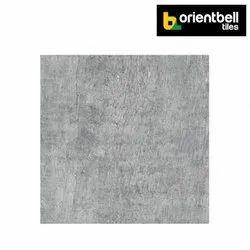 Orientbell ODM CASSIO GREY FL Matte Ceramic Wall Tiles