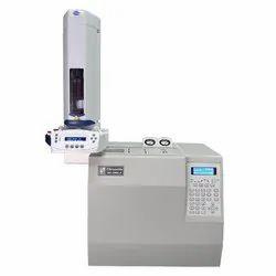 Semi Automatic Gas Chromatography