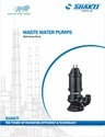 SDW Series Sewage Pump