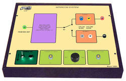 Intercom System Demonstrator