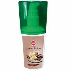 Cocoa Butter Face And Body Lotion