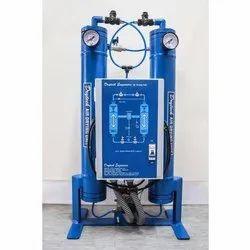 MS Heatless Compressed Air Dryer