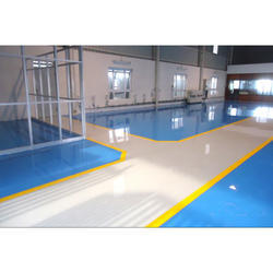 Chemical Resistant Epoxy Floor Coating