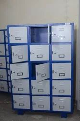 Steel Cloth Locker