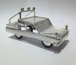 Jeep Car Pure Silver