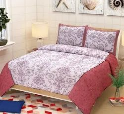 Double Bedsheet Printed Cotton