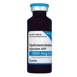 Hydroxocobalamin Injection