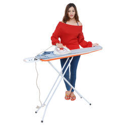 Rigel Ironing Board With Heat Reflecting Metallic Cover