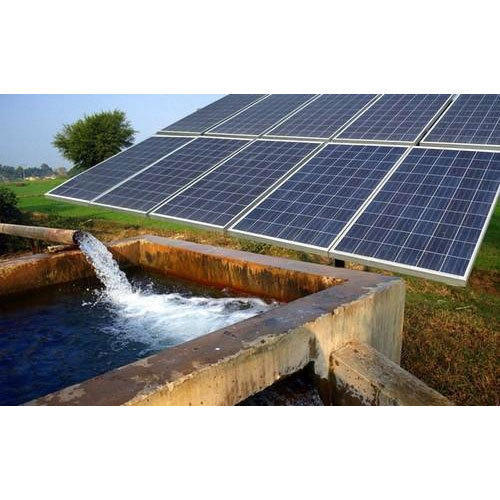 3hp Solar Water Pump Complete