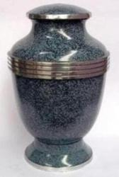 Metal Band Alloy Cremation Urn