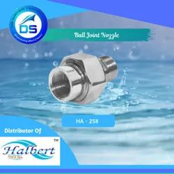 Fountain Ball Joint Nozzle - HA-258