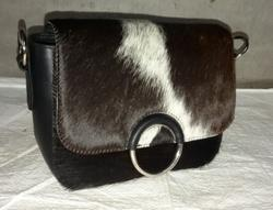 PRINCESS Natural Hair On Fur Bags, For Casual Wear, Gender: Women