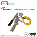 Portable Pressure Test Pump