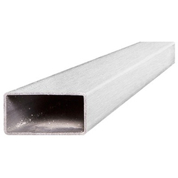 Aluminum Rectangular Pipes