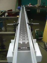 Slat Chain Belt Conveyor