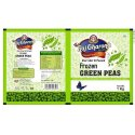 Frozen Green Peas Packaging Pouch