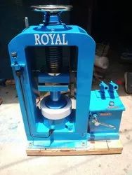 Cube Testing Machine 2000 Kn Hand Operated