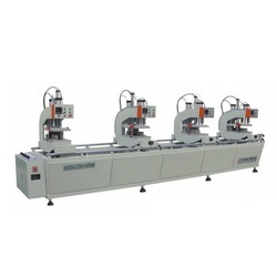 Four- Head Welding Machine