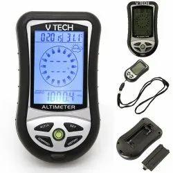 Digital Compass Altimeter Barometer Thermometer