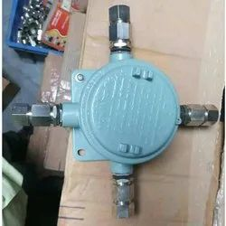 Flameproof Exd 4 Way Aluminum Junction Box