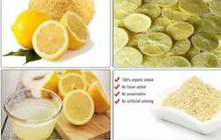 A Grade Freeze Dry Freeze-dried Lemon