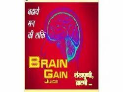 Brain Gain Herbal Juice