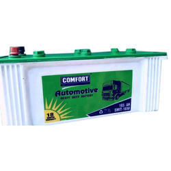 Comfort 165 Ah Automotive Heavy Duty Battery, Voltage: 12 V