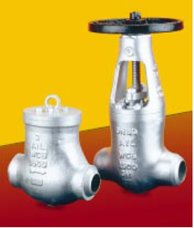 Audco L&T High Pressure Seal Valves