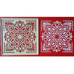 Decorative Rangoli Design