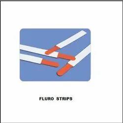 what is a flourescein strip