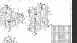Onlinee Design Firm Mechanical Drafting Services, in Pan India