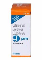 9 Pm Eye Drop