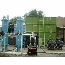 Industrial Sewage Treatment Plant