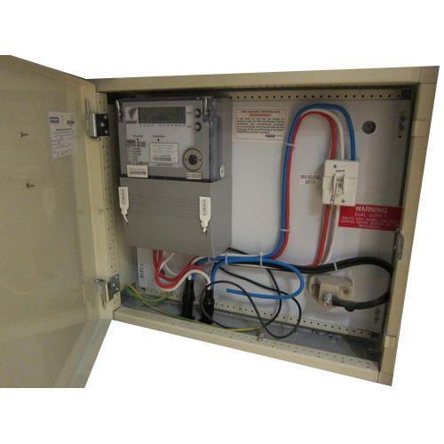 Meter Board, Electric Meter Panel Box - Power Engineering, Lucknow ...