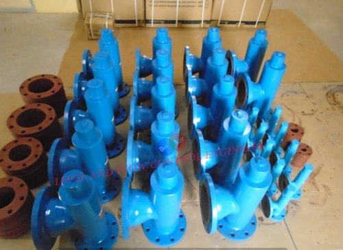 Industrial Valves - BeeKay Pressure Relief Valve Manufacturer from
