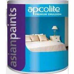 High Gloss White Apcolite Premium Emulsion, For Interior Walls