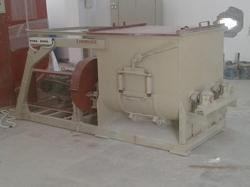 Detergent Powder Ribbon Mixer Machine