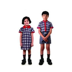 Kalatram Summer Kids School Uniform