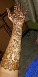 Function Mehndi Services