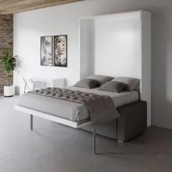 Wall Bed With Leg