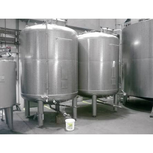 Incroyable Stainless Steel Sugar Storage Tank