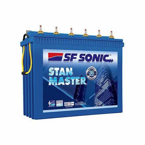 Sf Sonic Stan Master Inverter Battery Capacity 150 Ah