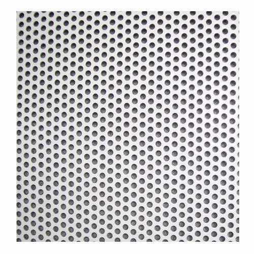 Cold Rolled SS Perforated Sheet