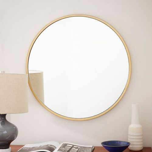 Round Decorative Mirror 5 To 10 Mm