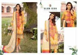Shradha Lawn Cotton Suits