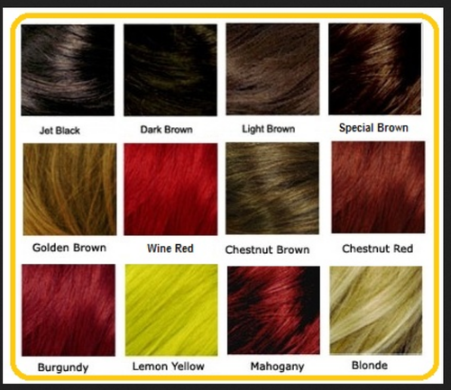 Henna Based Hair Colors Shree Overseas Exports Manufacturer In